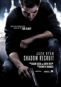 Jack Ryan: Shadow Recruit, Kenneth Branagh