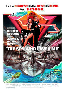 James Bond: The Spy Who Loved Me, Lewis Gilbert