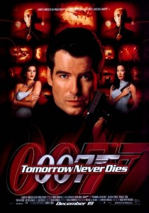 James Bond: Tomorrow Never Dies, Roger Spottiswoode