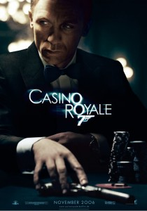 James Bond: Casino Royale, Martin Campbell
