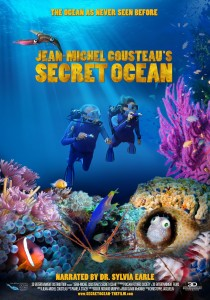 Secret Ocean, Jean-Michel Cousteau