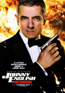 Johnny English Reborn, Oliver Parker