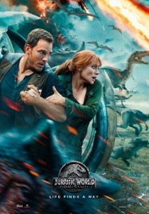 Jurassic World: Fallen Kingdom, J.A. Bayona