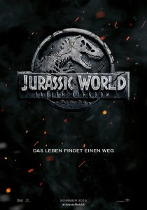 Jurassic World: Fallen Kingdom,