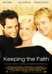 Keeping the Faith, Edward Norton
