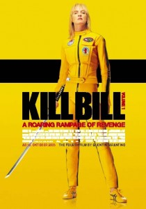 Kill Bill Vol. 1, Quentin Tarantino