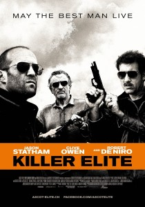 Killer Elite, Gary McKendry