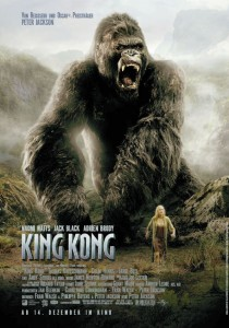 King Kong, Peter Jackson