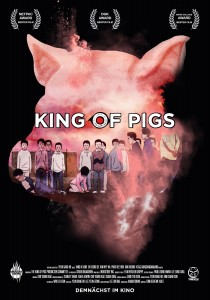 The King of Pigs, Sang-ho Yeon