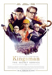 Kingsman: The Secret Service, Matthew Vaughn