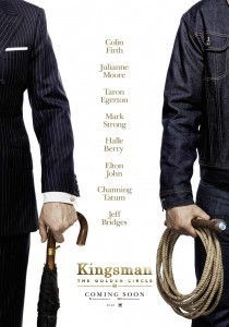 Kingsman: The Golden Circle, Matthew Vaughn