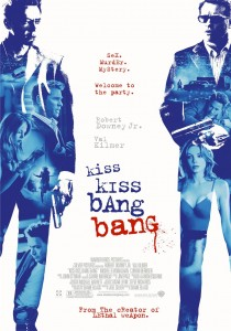 Kiss Kiss Bang Bang, Shane Black