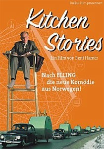 Kitchen Stories, Bent Hamer