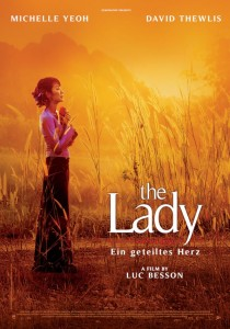 The Lady, Luc Besson