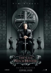 The Last Witch Hunter, Breck Eisner