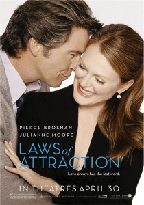 Laws of Attraction, Peter Howitt