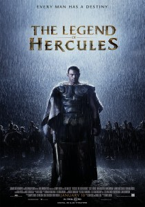 The Legend of Hercules, Renny Harlin