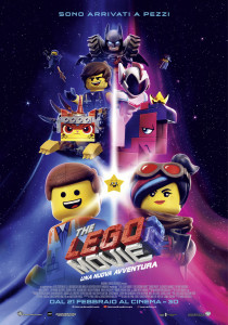 The Lego Movie 2: The Second Part, Rob Schrab
