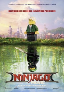 The Lego Ninjago Movie, Charlie Bean