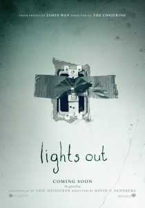 Lights Out, David F. Sandberg
