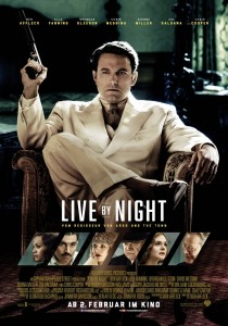 Live by Night, Ben Affleck