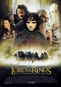 The Lord of the Rings 1: The Fellowship of the Ring, Peter Jackson