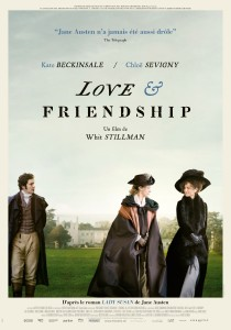 Love and Friendship, Whit Stillman