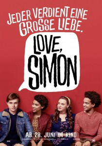 Love, Simon, Greg Berlanti