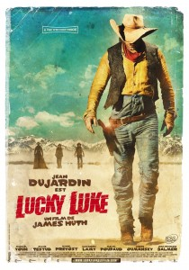 Lucky Luke, James Huth