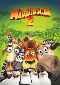 Madagascar 2, Eric Darnell Tom McGrath