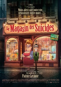 Le magasin des suicides, Patrice Leconte