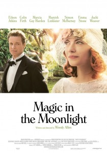 Magic in the Moonlight, Woody Allen