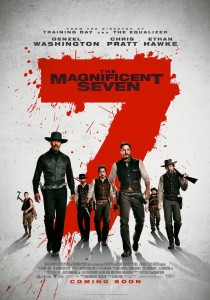 The Magnificent Seven, Antoine Fuqua