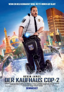 Paul Blart: Mall Cop 2, Andy Fickman