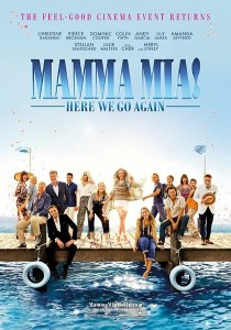 Mamma Mia: Here We Go Again!, Ol Parker