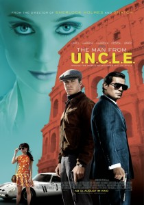 The Man from U.N.C.L.E., Guy Ritchie