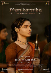 Manikarnika: The Queen of Jhansi, Kangana Ranaut