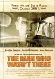 The Man Who Wasn't There, Joel Coen