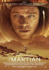 The Martian, Ridley Scott