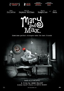 Mary and Max, Adam Elliot