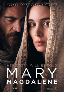 Mary Magdalene, Garth Davis