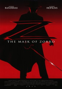 The Mask of Zorro, Martin Campbell
