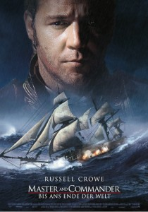 Master and Commander: The Far Side of the World, Peter Weir