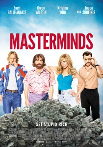 Masterminds, Jared Hess
