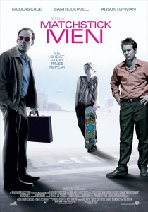 Matchstick Men, Ridley Scott