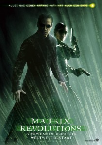 The Matrix Revolutions, The Wachowski Brothers