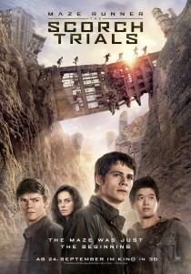 Maze Runner: The Scorch Trials, Wes Ball
