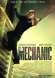 The Mechanic, Simon West