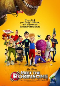 Meet the Robinsons, Stephen J. Anderson