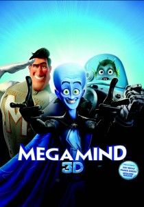 Megamind, Tom McGrath